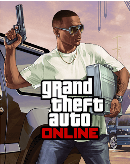 Grand Theft Auto Online Poster