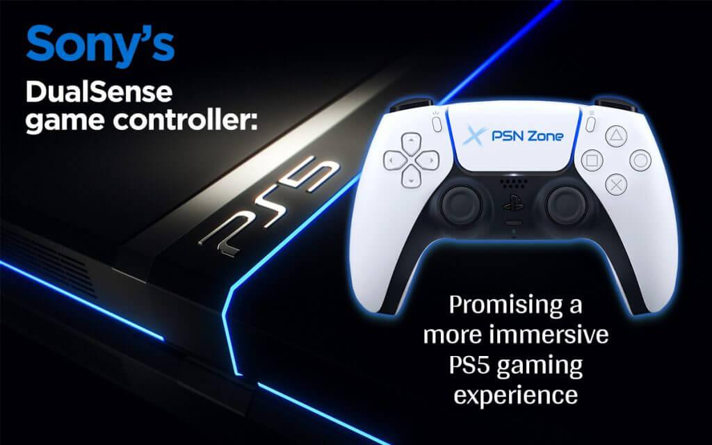 Sonys Dualsense Controller
